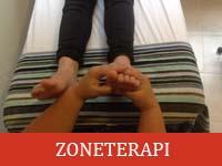 Zoneterapi behandliner hos Rødovre Zoneterapi